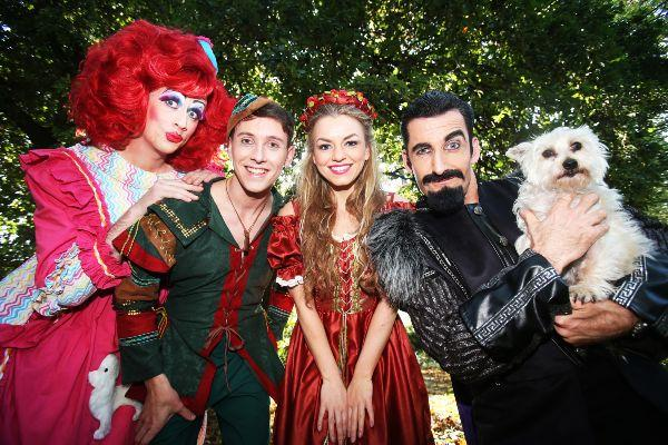 The Helix Panto: Robin Hood announces a special sensory friendly show