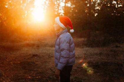 Woman shares moving letter to kids who will be without parents this Christmas