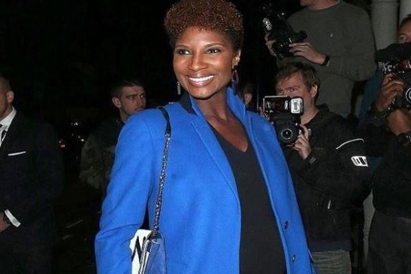 My heart is full: Congrats! Denise Lewis welcomes her fourth child