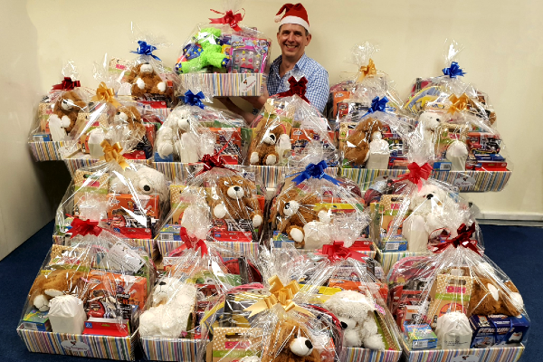 A Christmas miracle: ToyHampers.ie deliver free toys to children in need