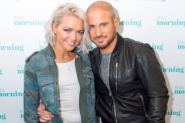 Congrats! S Club 7s Hannah Spearritt welcomes her first child