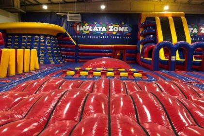 Inflatazone: Ireland opens first ever inflatable theme park