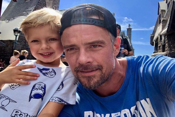 Josh Duhamel claims hes searching for a woman young enough to have kids with
