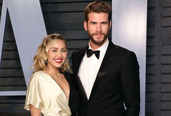 Miley Cyrus and Liam Hemwsorth wed in low-key Australian ceremony