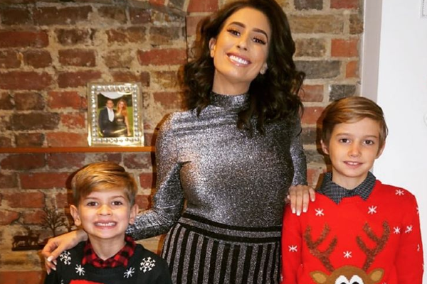 Stacey Solomon pens emotional Christmas message to those struggling