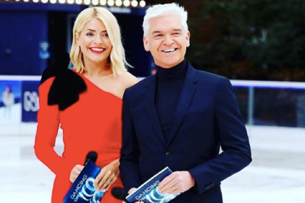 Holly Willoughby shares a rare photo of her children for New Years