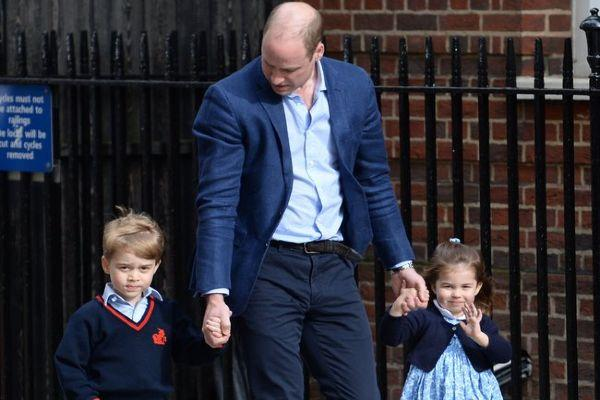 Back to school: Christmas officially ends for Prince George and Princess Charlotte