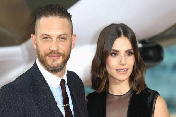 Congrats! Tom Hardy and Charlotte Riley welcome their second child