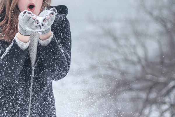 Will the kids get a snow day? SERIOUSLY cold weather is coming our way