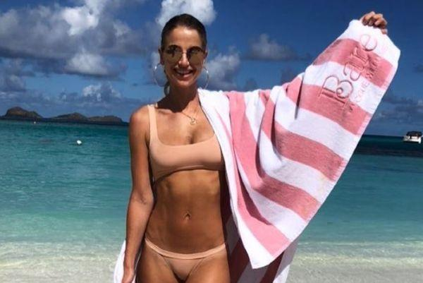 Couldnt help myself: Vogue Williams gives us a glimpse of her daily diet