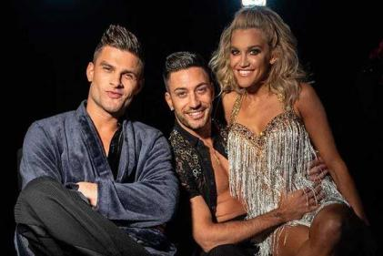 Strictlys Giovanni Pernice and Ashley Roberts are getting serious