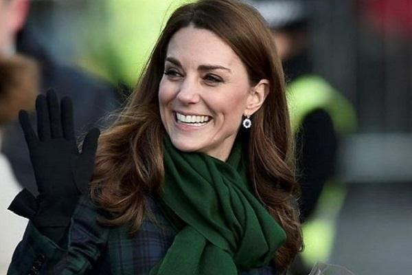 The Duchess of Cambridge proudly shares Prince Louiss latest milestone