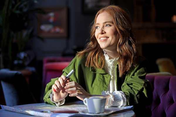 Everyone has to start somewhere: Angela Scanlon on travel and self-care as a mum