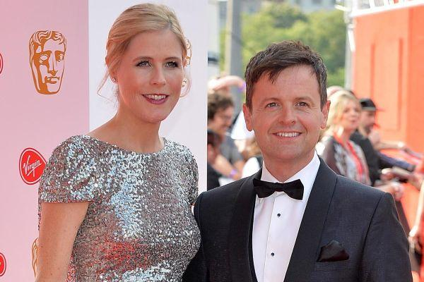 The hardest thing: Declan Donnelly gets real about being a first-time dad