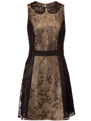 Fusion Luna Jacquard Dress