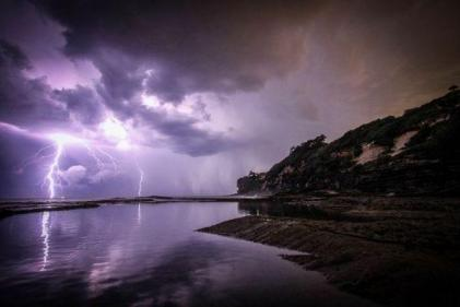 Hold on to your hats! Thunder storms are expected later this evening