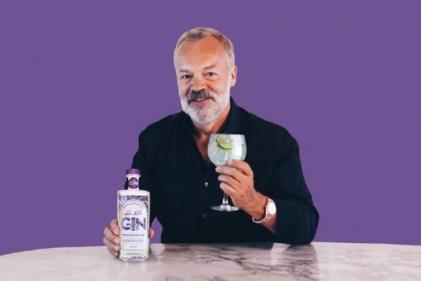 Sláinte: Graham Norton launches his very own gin and you need to try it