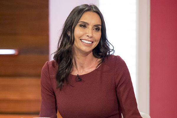 I was worried: Christine Lampard gets honest about being a first time mum