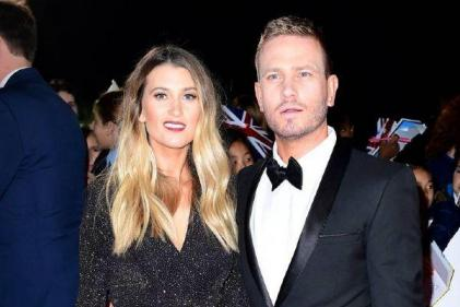 Matthew Wolfenden and Charley Webb share never-before-seen wedding photos