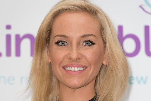 Bye back fat: Josie Gibson celebrates amazing weight loss after giving birth