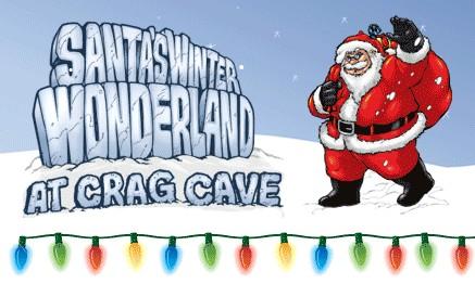 Kerry: Santas Winter Wonderland at Crag Cave