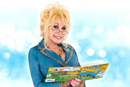 Dolly Partons Imagination Library to offer FREE books to children in Ireland