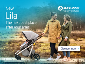 Check out the Maxi-Cosi Lila pushchair