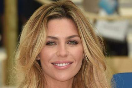 Its a gift: Abbey Clancy opens up about her surprise at her fourth pregnancy