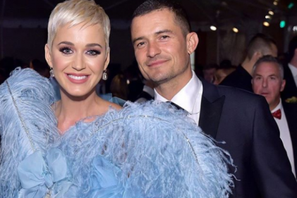 Orlando Bloom followed this tradition before asking Katy Perry to marry him