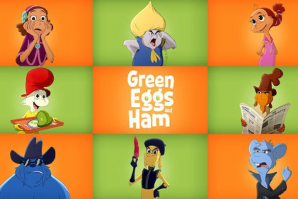 Netflix Green Eggs and Ham reveals star-studded ensemble cast