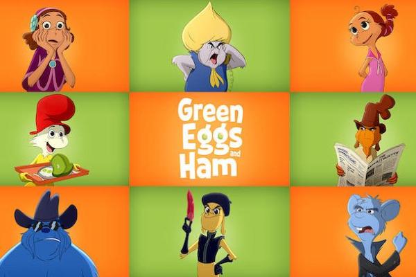 Netflix Green Eggs and Ham reveals star-studded ensemble cast