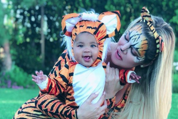 Khloe proves she is only thinking of daughter True amid Tristan/Jordyn scandal