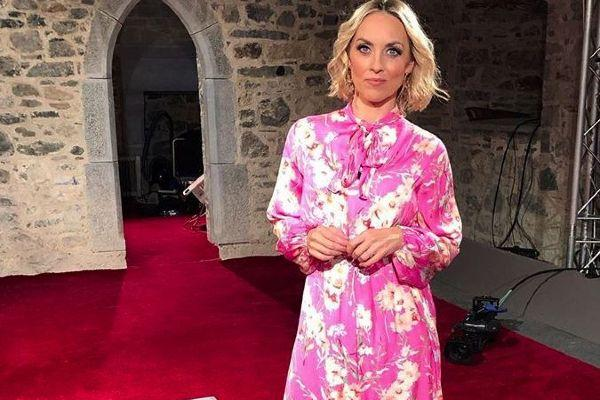 Love is all you need: Kathryn Thomas shares first photo from her wedding day