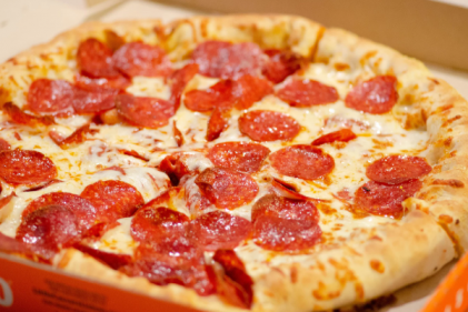 FINALLY: Dominos launches GPS for customers to track pizza deliveries