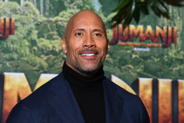 Dwayne Johnson sends uplifting message to little girl with Downs Syndrome