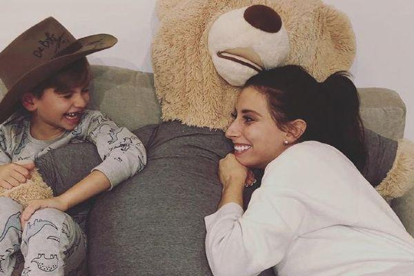 Stacey Solomon explains why she wanted to keep pregnancy news private