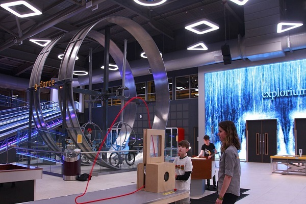 Explorium – the new No.1 day out for families?