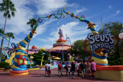 Everything you should know before you visit Universal Orlando with small children