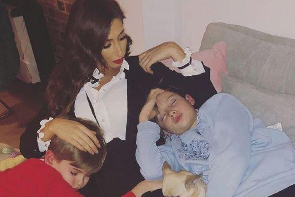 Stacey Solomon reveals her biggest worry as a mum and its so relatable