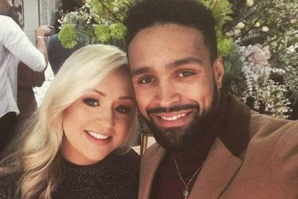 We like surprises: Baby joy for Ashley Banjo and wife Francesca