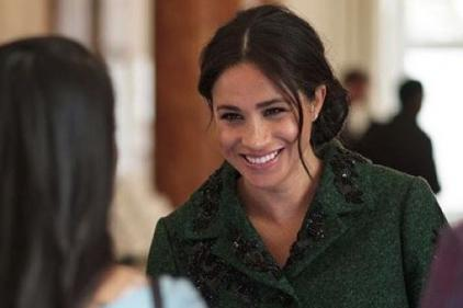 The countdown begins: The Duchess of Sussex is officially on maternity leave