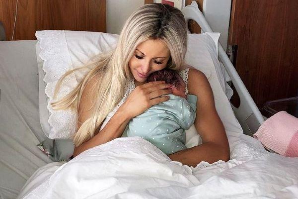 Cork blogger Lisa Jordan reveals her daughters name and we LOVE it