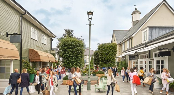 Five reasons why you should bring the family to Kildare Village this weekend