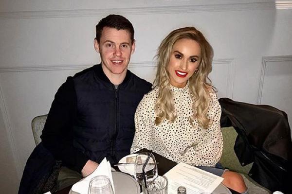 Congrats: Kilkenny hurler TJ Reid is engaged to Niamh de Brun