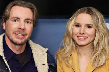 Painfully stubborn: Kristen Bell and Dax Shephards talk marraige