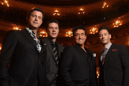 Il Divo to play HUGE fully seated show at Dublins 3Arena this summer