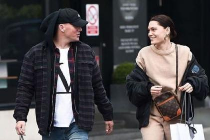 Channing Tatum just penned the most romantic birthday message to Jessie J