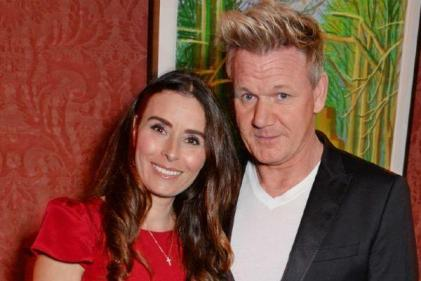Gordon Ramsey reveals wife Tanas due date is just around the corner