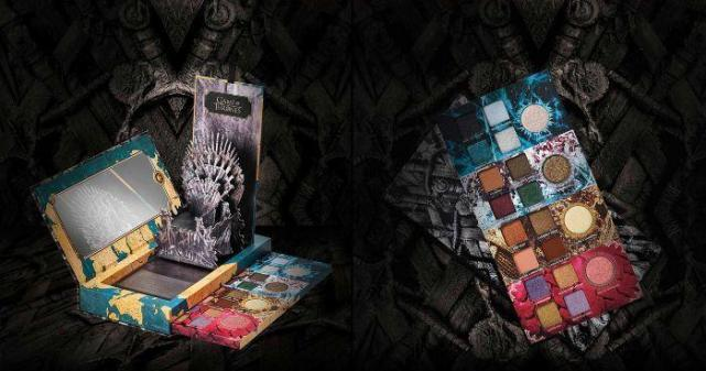 Hey Mother of Dragons: Urban Decay is launching Game of Thrones makeup