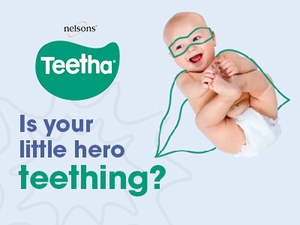 Click here to download our ebook for Top Teething Tips